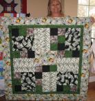 Susan's Money Quilt