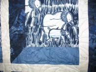 Rochelle's Elephant Quilt