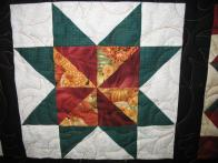 Pat's Falling Leaves Quilt
