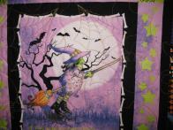 Lois' Halloween -1 Quilt