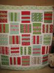 Angela's Christmas Quilt