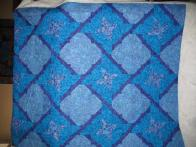 Kathy's Footwarmer Quilt