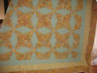 Peggy's Pineapple Quilt