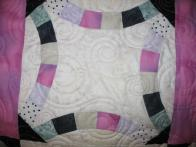 Judy's Poodle Quilt