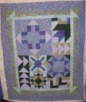 Kathy's Daisy Quilt