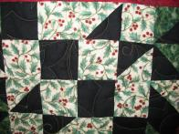 Marge's Christmas Quilt