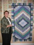 Marie's Trip Around the World Quilt