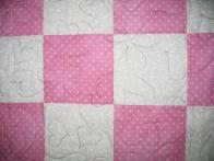 Patti's Snow White Quilt