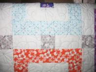 Virginia's Good Fortune Quilt