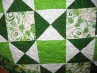 Gracie's St Patrick's Day Table Topper