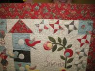 Sherri's Friendship Quilt
