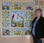 Gracie's Bird Quilt