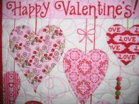 Linda's Valentine's Day Quilt