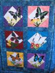 Judy's Butterfly Applique Quilt