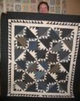 Sandy's Civil War Quilt