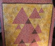 Pat's Pyramid Quilt