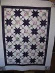Patti's Purple Star Quilt