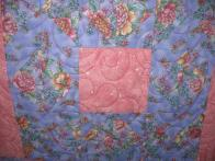 Judy's Floral Quilt