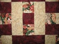 Betty's Oriental Quilt
