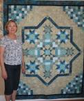 Angela's Irish Mist Quilt