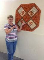 Shirley's Pumpkin Panel Play