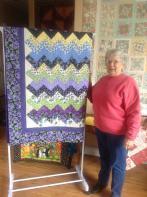 Kathy's Purple Petunia's
