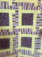 Barbara's Purple Floral