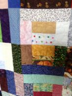 Jenny's Scrappy Quilt