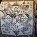 Marianne's Utah Triangle Stars