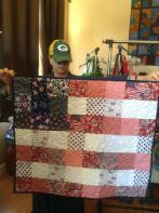 Samantha's Mini USA Flag
