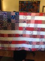 Samantha's USA Flag
