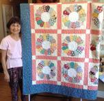Takeko's Caitlyn's Quilt