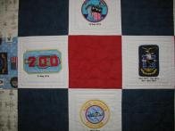 Patty and Alan's Navy Quilt (11 of 13)