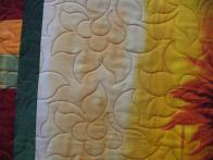 Sherri's Sunflower Quilt
