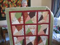 Joan's Apple Quilt