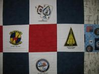 Patty and Alan's Navy Quilt (8 of 13)
