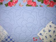 Sherri's Rose Quilt