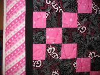 Roxanna's Grease Quilt