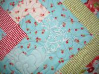 Angela's Floral Quilt