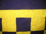 Beverly's Crown Royal Quilt
