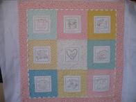 Virginia's Custom Baby Quilt