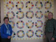 Janet's First Antique Quilt