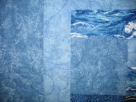 Jackie's Blue Quilt