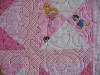 Susan's Pink Doll Quilt