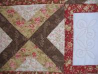 Gracie's Custom Stitchery Quilt