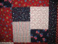 Angela's Quilts of Valor Quilt