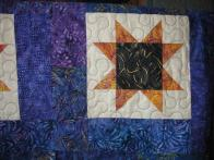Jan's Batik Quilt