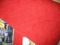 Marjorie's Car Quilt