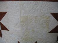 Virginia's Custom Wedding Quilt