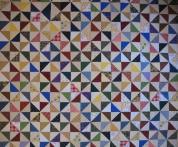 Donna's Pinwheel Quilt